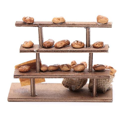 Neapolitan set accessory Shelf with bread 4