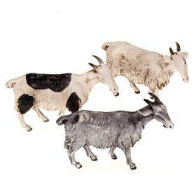 Cabras para belén de 10 cm, 3 pz. s1