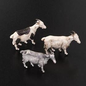 Cabras para belén de 10 cm, 3 pz. s2