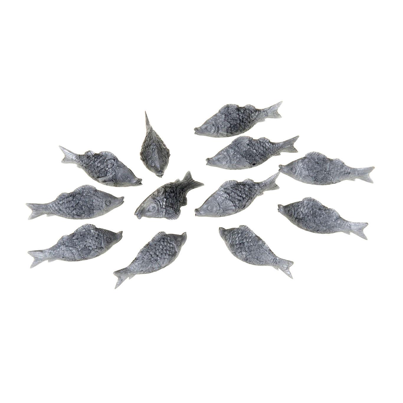 Fische Konfektion zu 12 Stück für DIY-Krippe 3