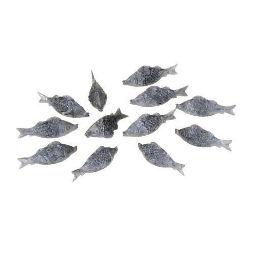 Fische Konfektion zu 12 Stück für DIY-Krippe 1
