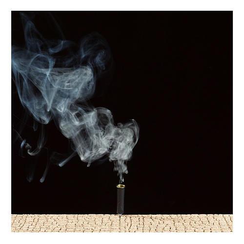 Efeito fumaça presépio : cilindrinho gerador 4,5-6V bateria 2