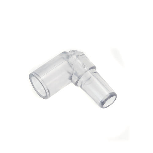 Pompe à eau crèche Noel: raccord de tuyau courbé 1