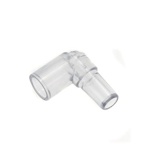 Pompa acqua presepe: raccordo per tubo a curva 1
