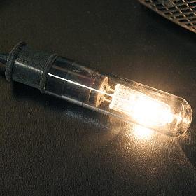 Pompe à eau 5W avec lumière pour crèche Noel s4