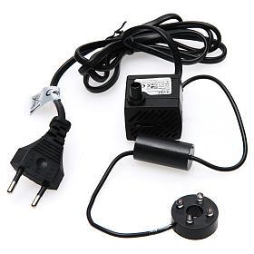 Wasserpumpe 2W für Krippe und Led-Lichter HK-300 s4