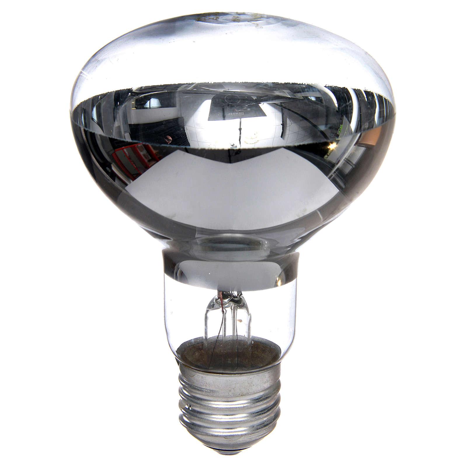 Ampoule E27 blanche 220v 60w 4