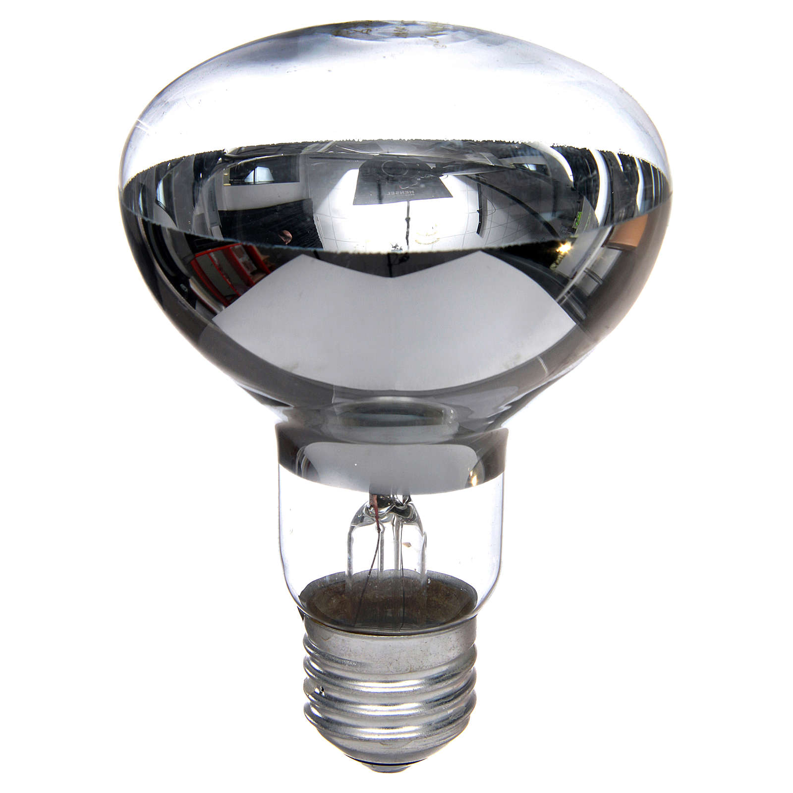 Lampada presepe E27 bianca 220v 60w 4