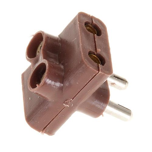 Multiprise électrique triple bas voltage 3,5 et 4,5v 2
