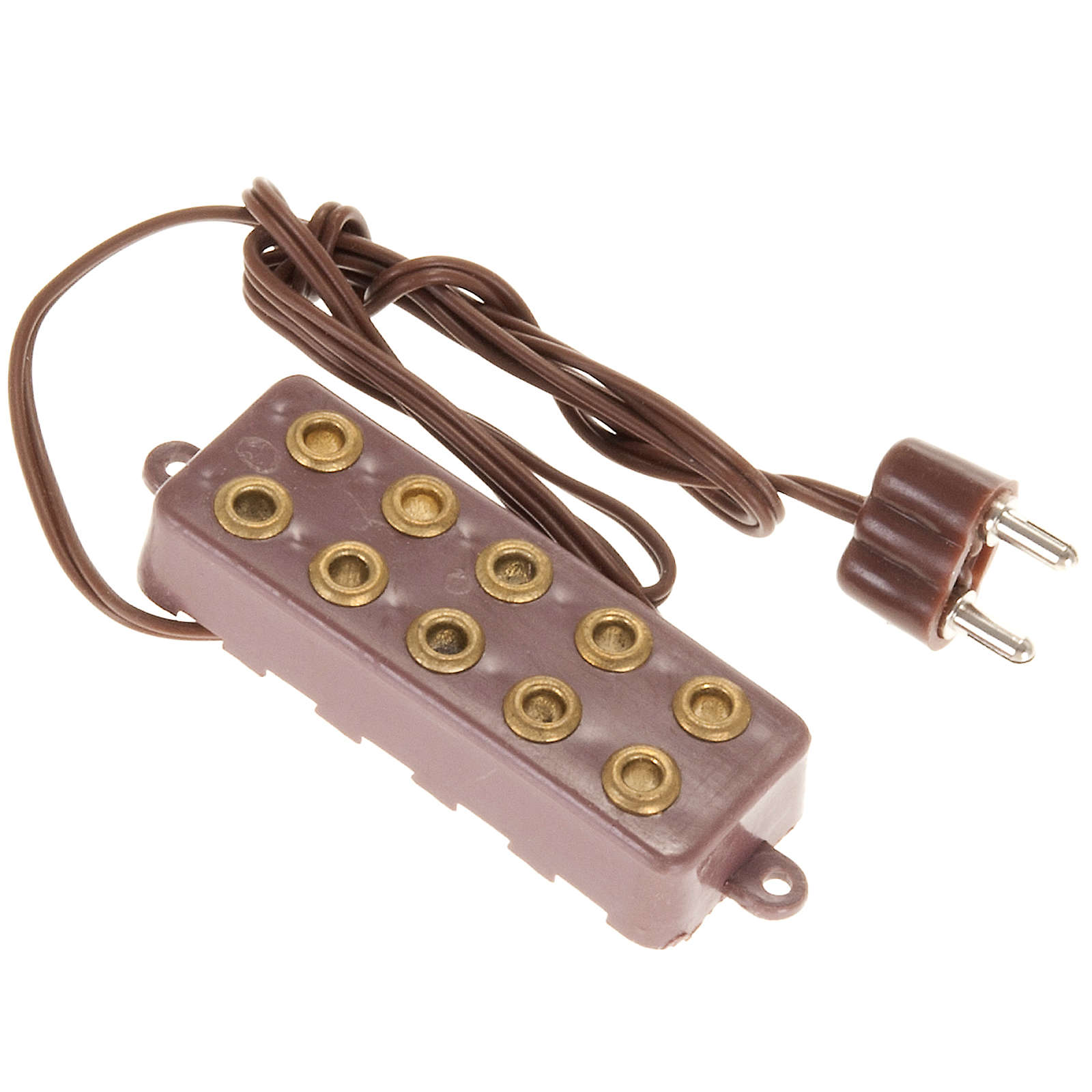 Socle 5 prises électriques bas voltage 3,5 / 4,5v 4