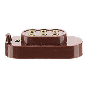 Capucha para baterías 3,5 y 4,5 V s1