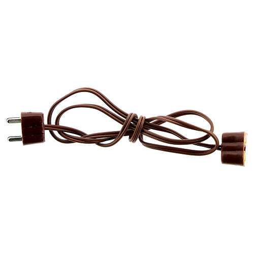 Alargador eléctrico baja tensión 1