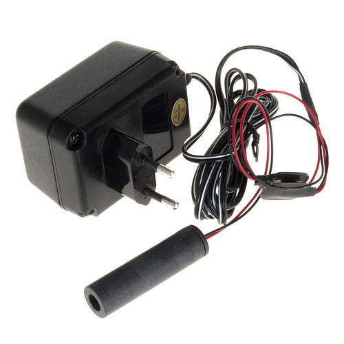 Fibra ottica presepe: generatore luce fissa 1
