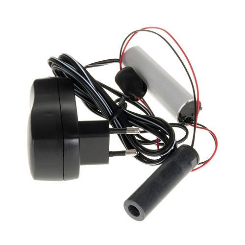 Fibra óptica belén: generador luz temblorosa 1