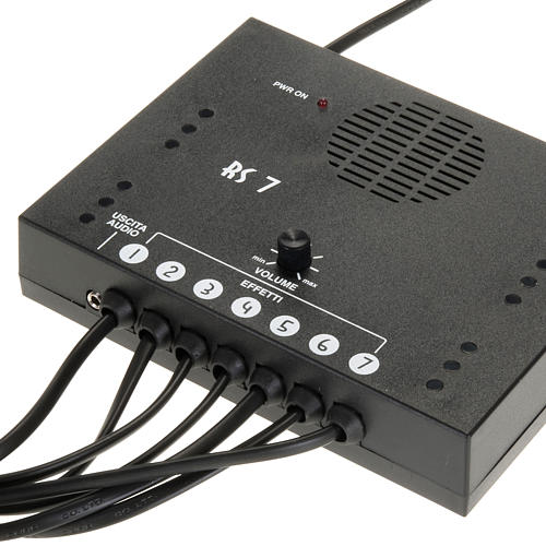 Control Unit with reproduction of 7 sounds 1