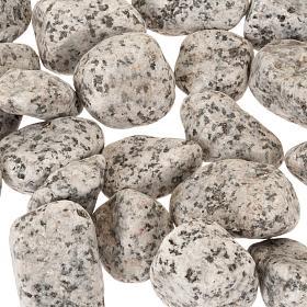 Pedras grandes bricolagem presépio 350 g s1
