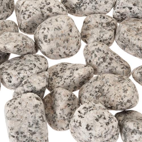 Nativity accessory, big pebbles, 350gr 1