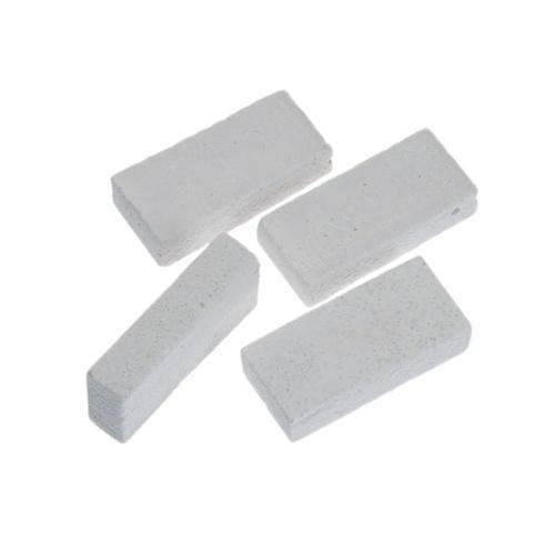 Mattoncini bianchi resina presepe fai da te 8 pz. 1