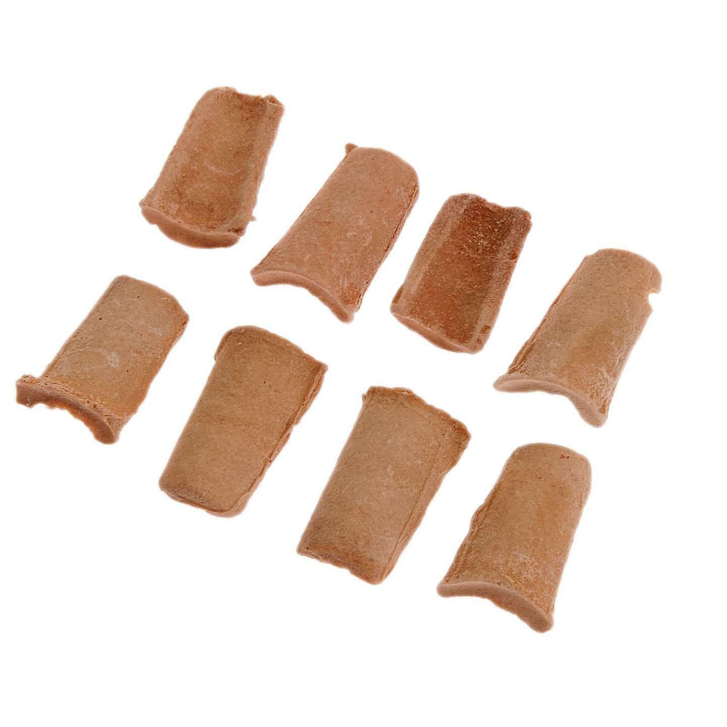 Tegole resina presepe fai da te 60 pz vendita online su for Resina fai da te