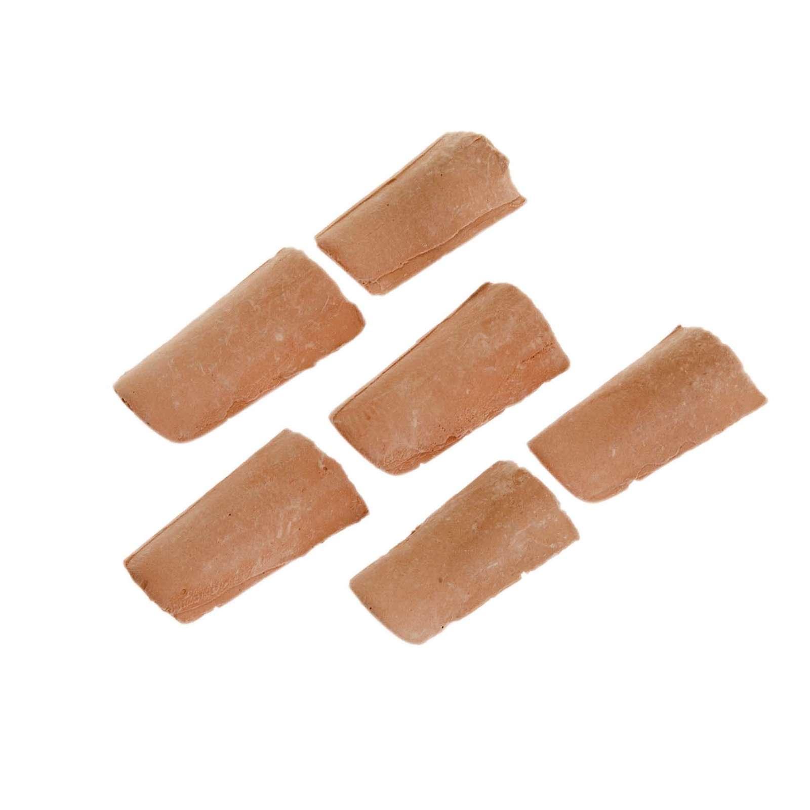 Mini-tuiles bricolage crèche de noël set 45 pc 4