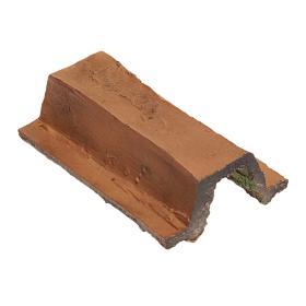 Ruscello presepe 10,5x3x2,5 cm s4