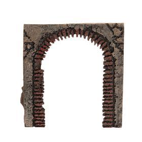 Porte-arc crèche de noël 11 cm (modèles assortis) s2