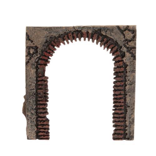 Porte-arc crèche de noël 11 cm (modèles assortis) 2