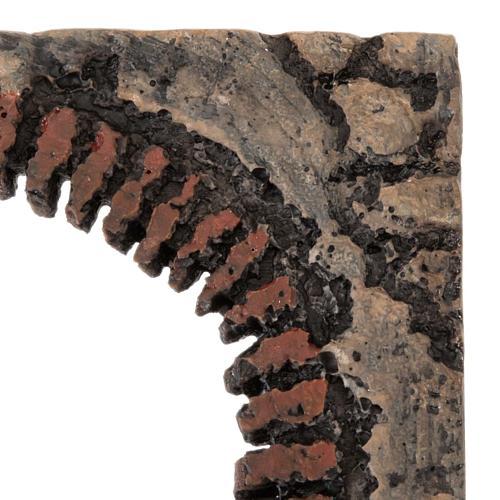 Porte-arc crèche de noël 11 cm (modèles assortis) 5