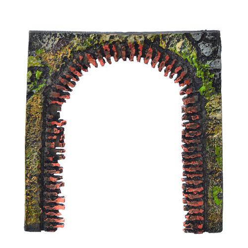 Porte-arc crèche de noël 11 cm (modèles assortis) 6