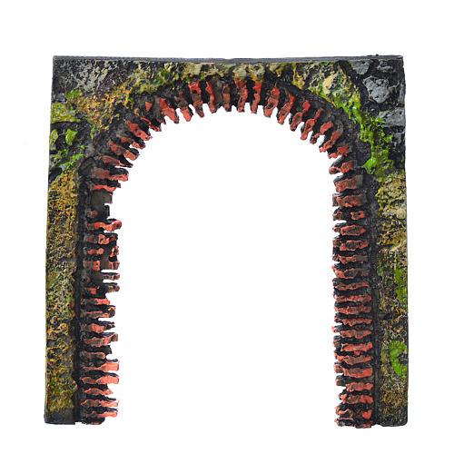 Porte-arc crèche de noël 11 cm (modèles assortis) 3