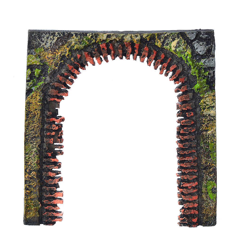 Porta arco presepe 11 cm (modelli assortiti) 4