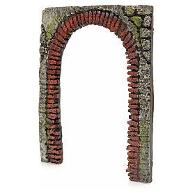 Porte-arc décoratif crèche de noël 16 cm (modèles assortis) s4