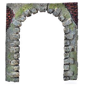 Porte-arc décoratif crèche de noël 16 cm (modèles assortis) s6