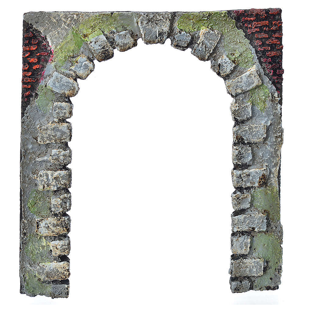 Porta arco presepe fai da te 16 cm (modelli assortiti) 4