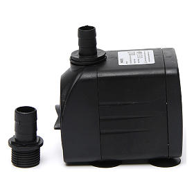 Nativity accessory, pump for water fountain 16 w s2