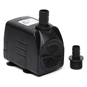Bomba de agua y motores para movimientos: Bomba de agua para fuente para el  belén 16W.