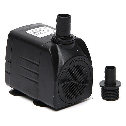 Mini pompe pour fontaine crèche Noel 16w AP399A 1