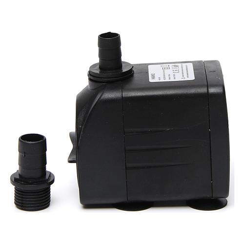 Mini pompe pour fontaine crèche Noel 16w AP399A 2