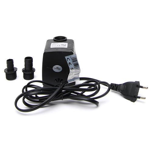 Mini pompe pour fontaine crèche Noel 16w AP399A 3