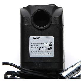 Pompa per fontana presepe 16w AP399A s4