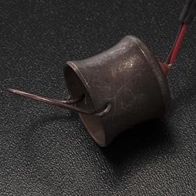 Generatore di fumo per presepi con flacone 4,5V s4