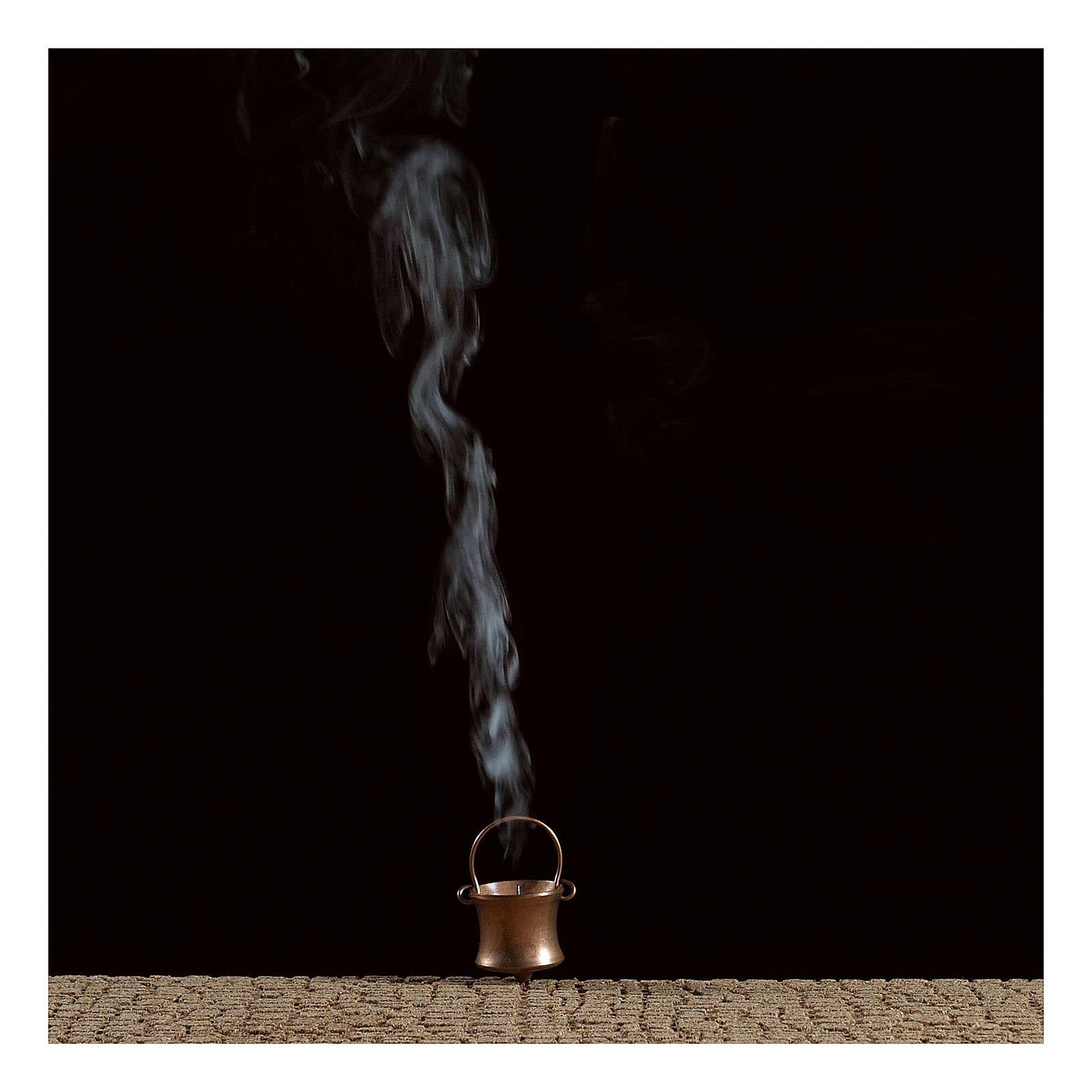 Gerador de fumaça para presépio com frasco 4,5V 4