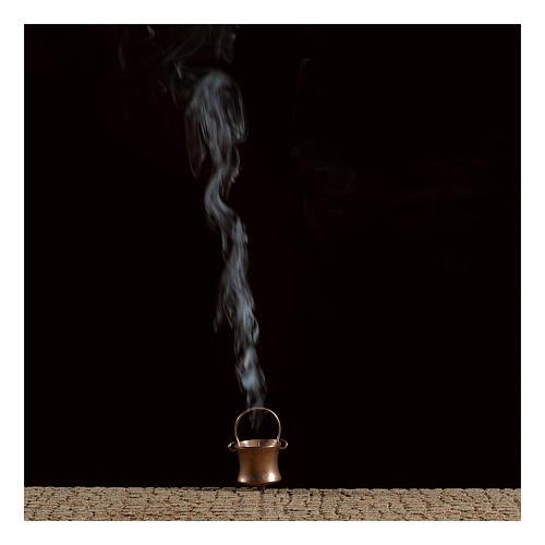 Gerador de fumaça para presépio com frasco 4,5V 2