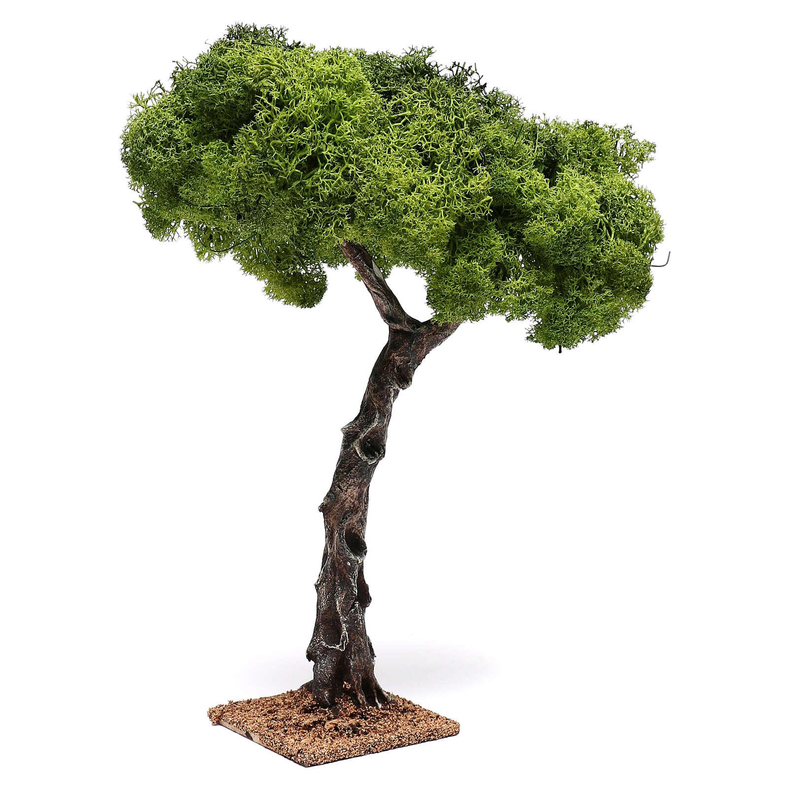 Mini chêne crèche Noel 4