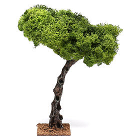 Mini chêne crèche Noel s1