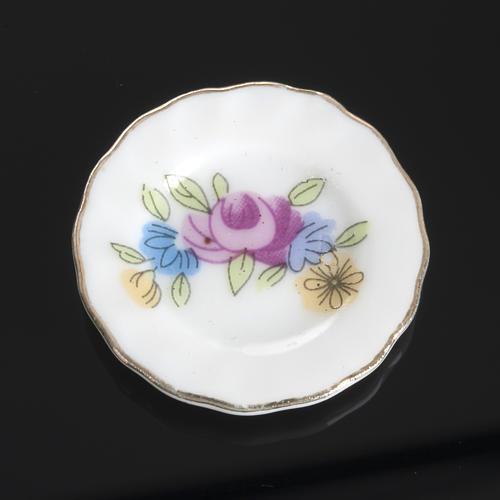 Nativity accessory, Tea set in porcelain 4