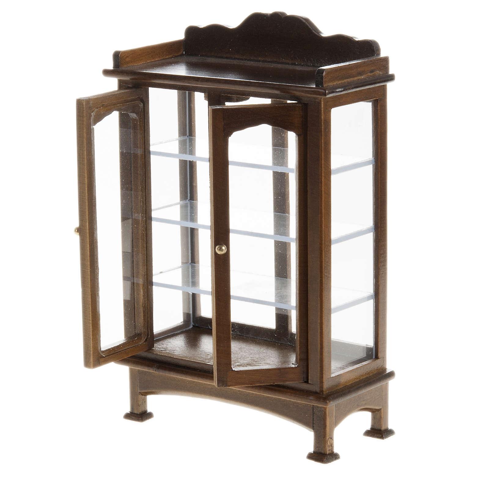 Nativity accessory, wooden cupboard 4