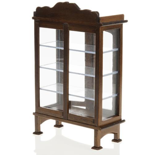 Nativity accessory, wooden cupboard 3