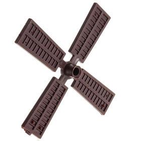 Mini pale pour moulin à vent 9 cm crèche s2