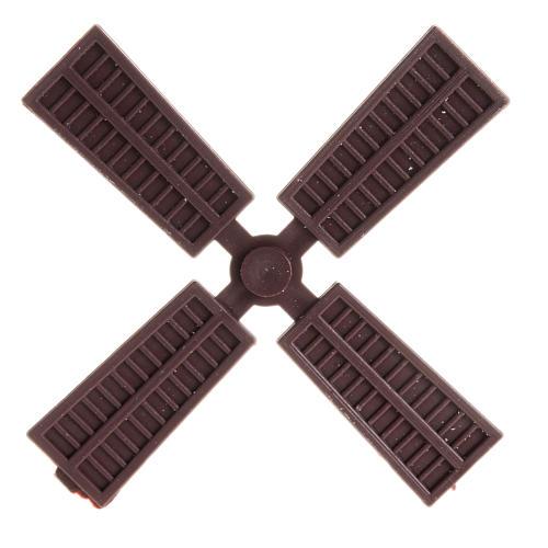 Mini pale pour moulin à vent 9 cm crèche 1